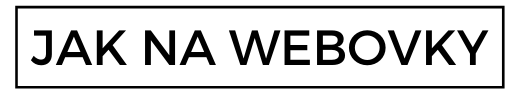jaknawebovky.cz